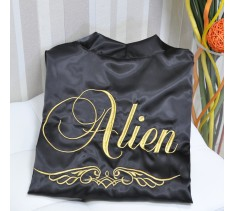 Халат шелк: Alien