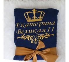 Халат с капюшоном: Екатерина Великая II