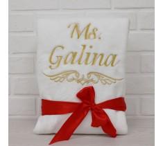 Халат бамбук: Ms. Galina